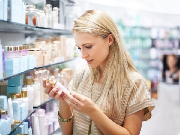 Do you read cosmetic labels?