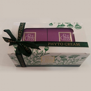 Set 2 / Phyto cream for skin prone to wrinkles 50 mL ( 2 pieces)