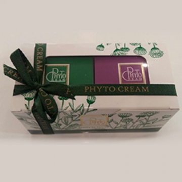 Set 3 / Phyto cream for dry and sensitive cream 50 mL & Phyto cream for skin prone to wrinkles 50 mL