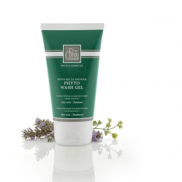 Phyto moisturizing wash gel